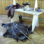 rycerstwo stół